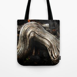 Decay and New Life Tote Bag