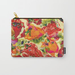 Peppers and Tomatoes Carry-All Pouch