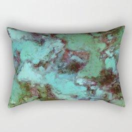 Organic decay Rectangular Pillow
