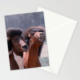 Hey babe....I'm looking good? Stationery Cards
