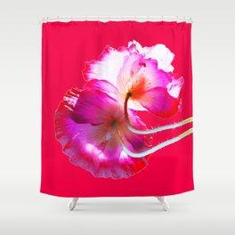 POP Poppy Love Shower Curtain