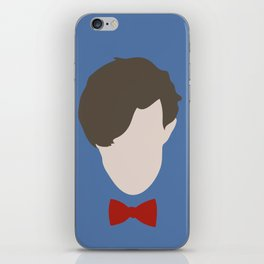 Lonely Doctor  iPhone Skin
