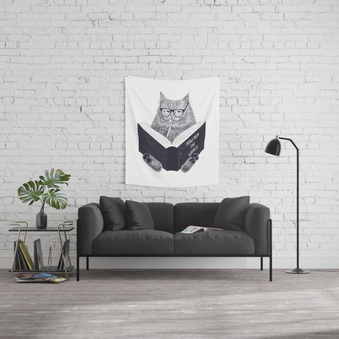 How run the world Wall Tapestry