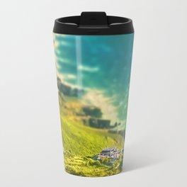 Oceanic vista Travel Mug