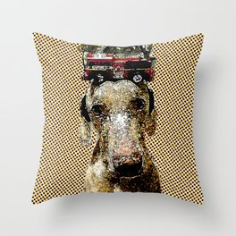 Nibbles & Bits Throw Pillow