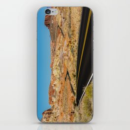 Desert Roads iPhone Skin