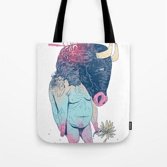 Mr.Minotaur Tote Bag