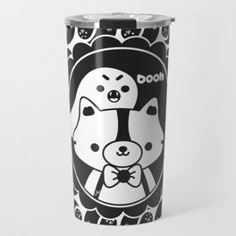 Apolo y el Fantasma Koko Travel Mug