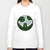 hulk Long Sleeve T-shirts featuring Hulk by Duke Dastardly