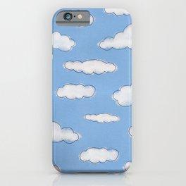 Cloud Study iPhone Case