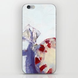 peppermint cand iPhone Skin