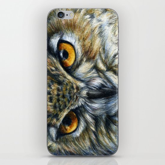 Owl 811 iPhone & iPod Skin