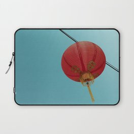 Chinese Lantern in Chinatown LA Laptop Sleeve