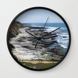 Montaña de Oro Shore I Wall Clock