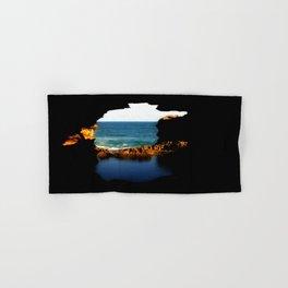 The Grotto Hand & Bath Towel