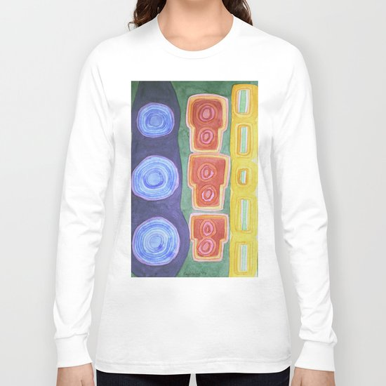 Some Sound Sculptures Long Sleeve T-shirt