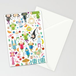KATAMARI DAMACY Stationery Cards