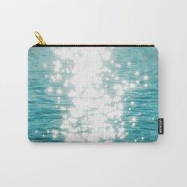 Sun glitter Carry-All Pouch