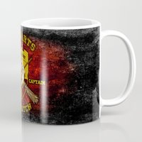 quidditch Mugs featuring Gryffindor lion quidditch team captain iPhone 4 4s 5 5c, ipod, ipad, pillow case, tshirt and mugs by Three Second
