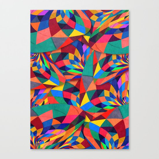 Touch Sensitive Canvas Print