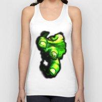 hulk Tank Tops featuring Hulk by Juliana Rojas | Puchu