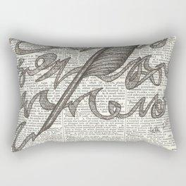 Brainstorming Rectangular Pillow