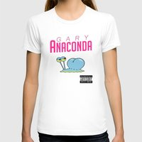 anaconda T-shirts featuring Gary Anaconda (Parody) by TxzDesign