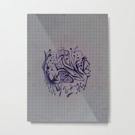 Vadaaka Metal Print