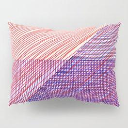 Line Art 3 Pillow Sham