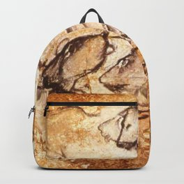 Panel of Lions // Chauvet Cave Backpack
