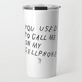 HOTLINE Travel Mug