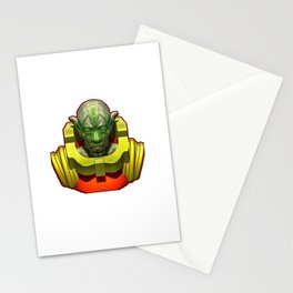 Space Odity Stationery Cards