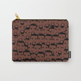 KanyeWest Faces Carry-All Pouch