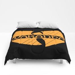 Enter the Wu-Kanda Comforters
