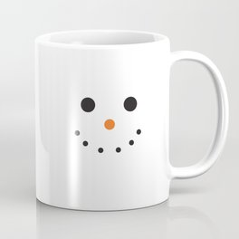 Snowman Holiday Coffee Mug