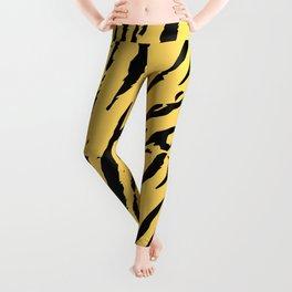 Tiger Aspen Gold Leggings