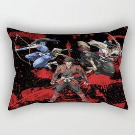Drifters 1 Rectangular Pillow