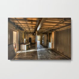 High Dynamic Range Imagery {HDR} Metal Print