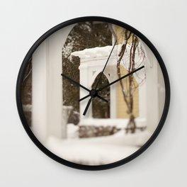Gatineau, Quebec, Canada Wall Clock