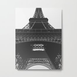 French Cliche Metal Print
