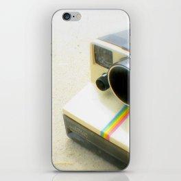 Polaroid Camera iPhone Skin