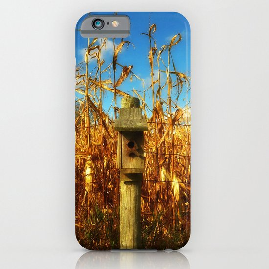 Bird House iPhone & iPod Case
