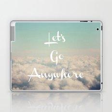 Let's Go Anywhere Laptop & iPad Skin
