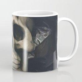 Dark Skull Coffee Mug