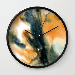 Abstract #25 Wall Clock