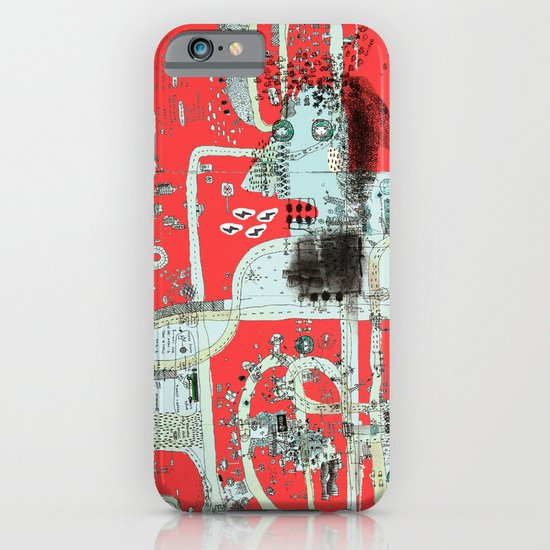 oops iPhone & iPod Case