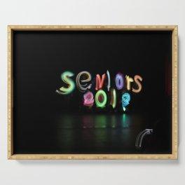 Seniors 2018 Serving Tray