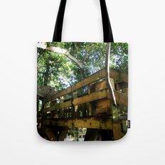 Tree house @ Aguadilla 4 Tote Bag