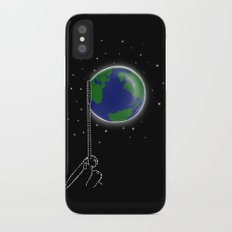 Bubble Slim Case iPhone X