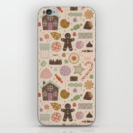In the Land of Sweets iPhone Skin